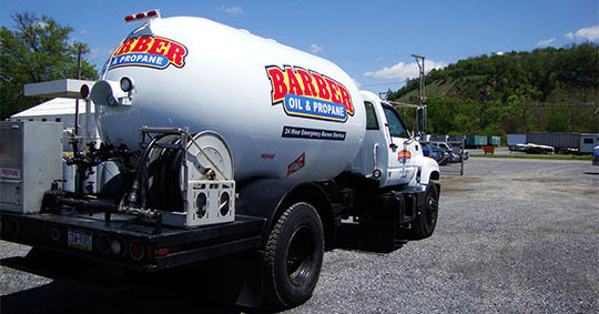 Barber Oil and Propane